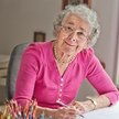 Judith Kerr creator of The Tiger Who Came to Tea   - In conversation with Jill Nicholls image
