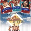 "A League of Their Own  ... in the NEW ""Yard Cinema""! -(8:50pm/8:15 Gate) (sit-in screening)-20 Per. limit image"