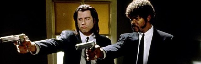 Pulp Fiction / SOLD OUT