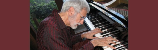 Denny Zeitlin, solo piano: Exploring Richard Rodgers - 8:00PM