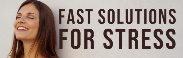 Liskeard - Fast Solutions for Stress