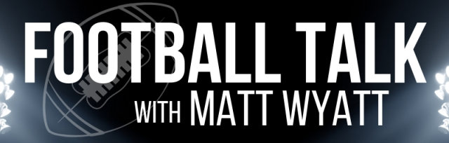 Football Talk with Matt Wyatt - Tupelo | Park Heights, October 1, 6:00pm