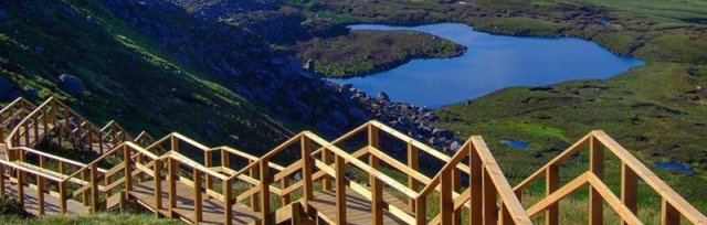 Stairway to Heaven - Cuilcagh Boardwalk