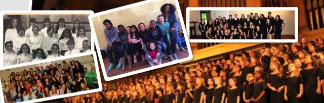 United Choir School 25th Anniversary Alumnae Reunion Concert