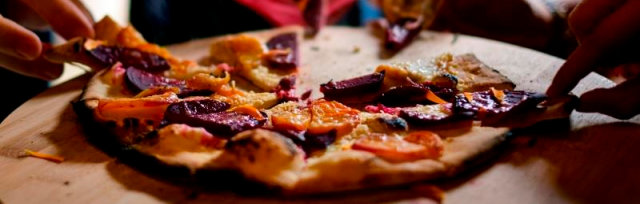 Foraging & Wood-fired Pizza Workshop