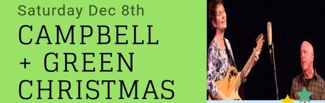 Campbell + Green Christmas Dinner Show