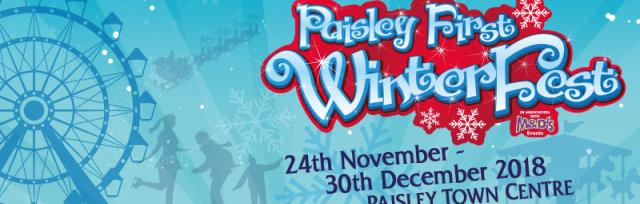 Winterfest Paisley Ice Skating
