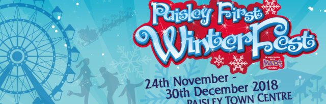 Winterfest Paisley Ice Skating