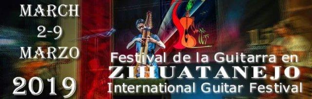 ZihuaGuitarFest Platinum Pass