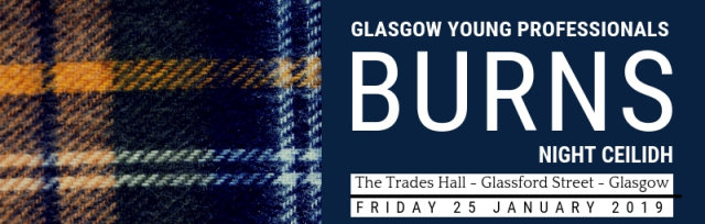 Glasgow Young Professionals Burns Night Ceilidh 2019