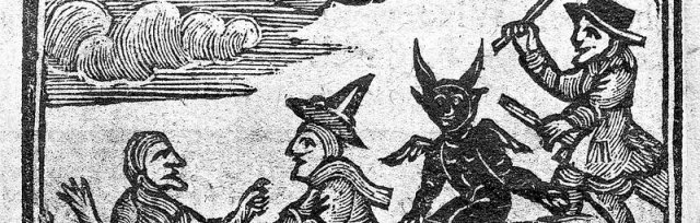 TOIL AND TROUBLE: WITCHCRAFT 101 WORKSHOP