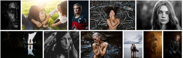 Portrait Basics Photography Workshop