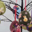Felting Egg-Stravaganza with Jackie Ginley - £35 image