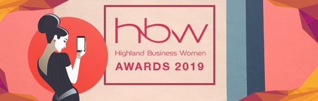 Highland Business Women Awards 2019