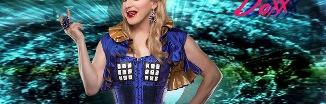 Kitty Tray Presents: Pandora Boxx One Woman Show