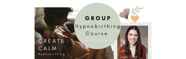 July/Aug Group Hypnobirthing Course (Face to Face at Ryecroft Yoga & Wellness, Tong)