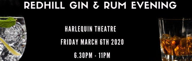 Redhill Gin and Rum Evening