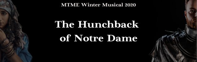 The Hunchback of Notre Dame 2:00 PM (ASL Interpreted Show)