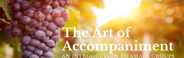 The ART of ACCOMPANIMENT ~ An Introduction to Small Groups
