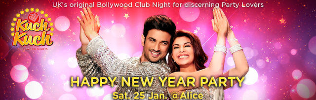 Kuch Kuch Happy New Year Party