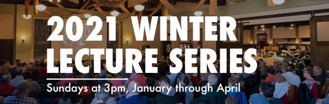2021 Winter Lecture Series