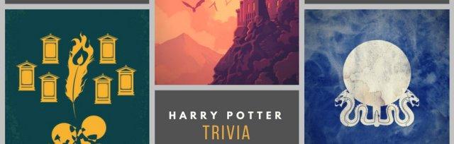 Harry Potter Trivia (Houston)