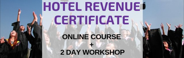 HSMAI Hotel Revenue Workshop (2 Days) - SINGAPORE