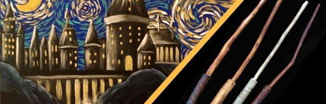 Worthwich Wand Making & Wizards Painting Party (Jacksonville)