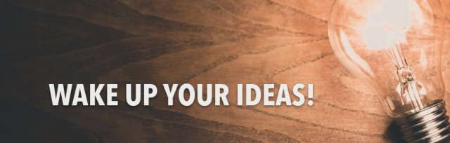 Wake Up Your Ideas! Online