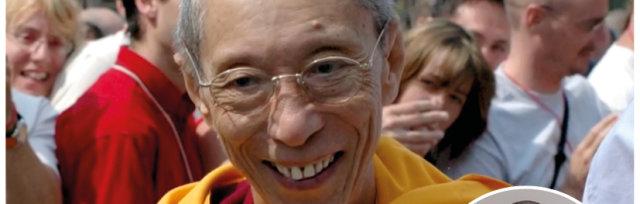 Retreat: Bodhicitta – Courage for everyone