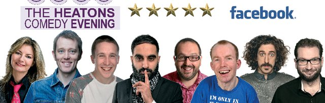 4 Heatons Comedy Evening (BF)