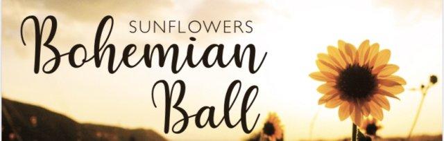 Sunflowers Bohemian Ball 2020