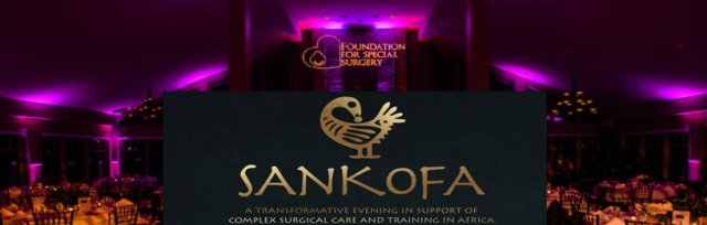 Sankofa Fundraising Gala