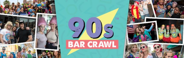 90s Bar Crawl: Washington DC