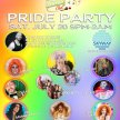 DDCNO presents: Pride Party image