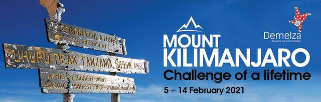 Mount Kilimanjaro Information Evening - Eltham