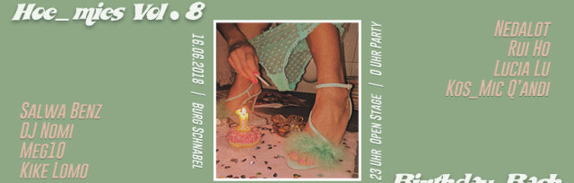 Hoe__mies Vol. 8 | Birthday Bash