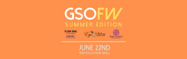 Greensboro Fashion Week's Summer Edition