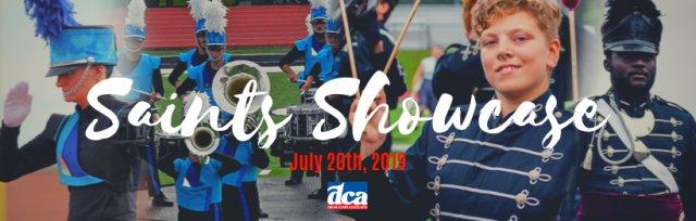 2019 Saints Showcase | Drum Corps Show