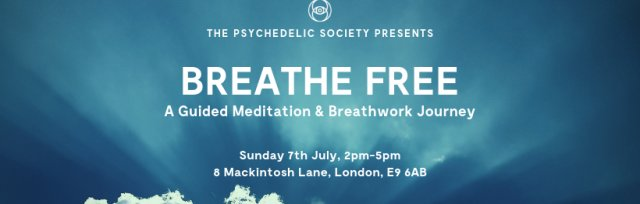 Breathe Free: A Guided Meditation & Breathwork Journey