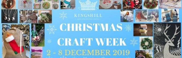 Christmas Craft Week