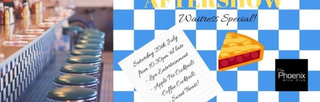 AFTERSHOW: Stagey Saturday Lates - Waitress Special!