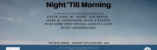 LNFG Celtic Connections - Night 'Till Morning