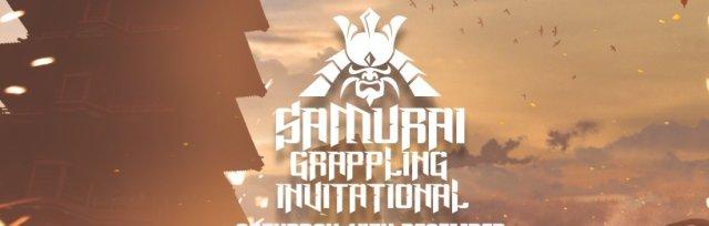 Samurai Grappling Invitational | TLT Theatre Drogheda