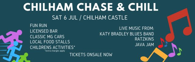 Chilham Chase and Chill 2019