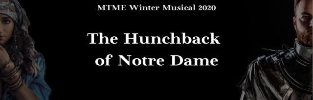The Hunchback of Notre Dame 7:30 PM