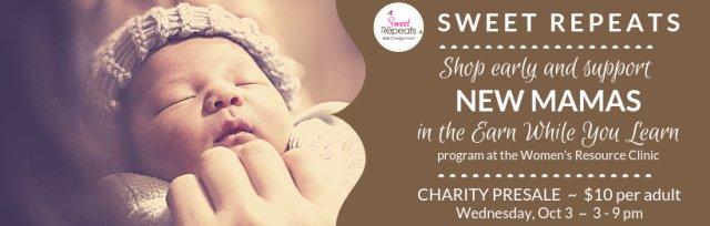 Sweet Repeats Charity Presale