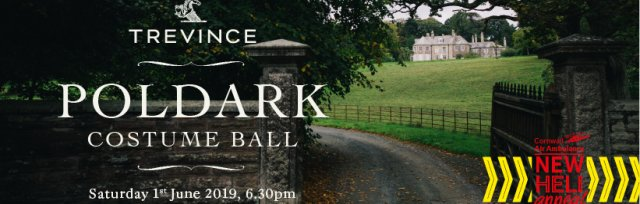 POLDARK COSTUME BALL