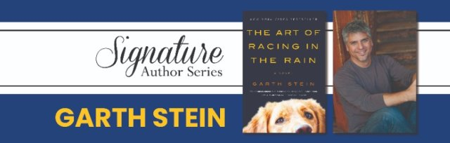 Signature Author Series: Garth Stein