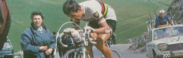The true story of Tom Simpson, with Chris Sidwells